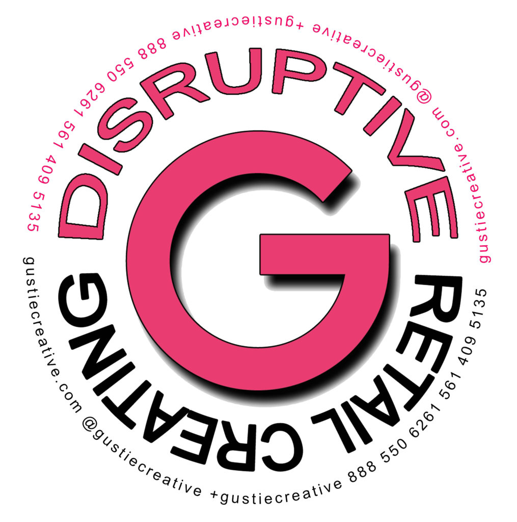 Gustie Creative CDR logo 2015