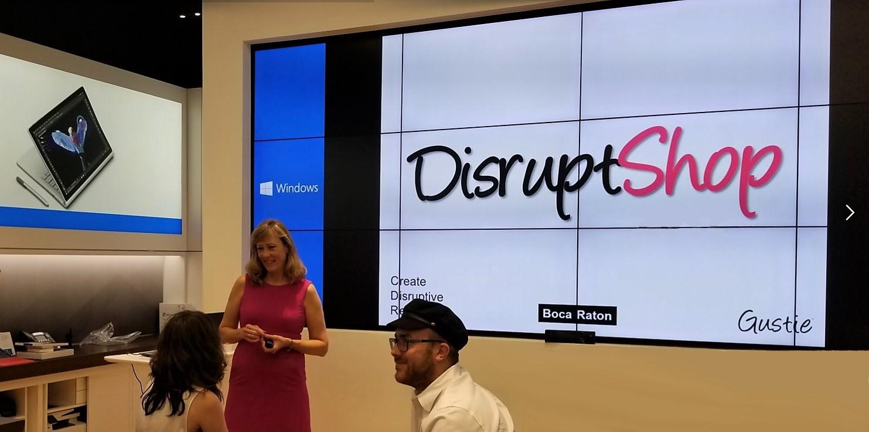 Karen Herman, CEO of Gustie Creative