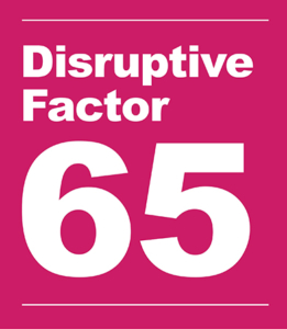 Disruptive Factor, Create Disruptive Retail, Gustie Creative LLC