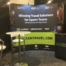 Pop-Up-Trade-Show-Booth by Gustie Creative