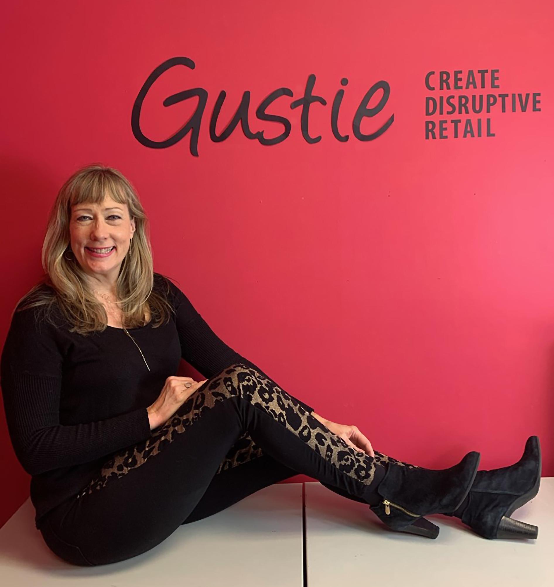 Karen Herman CEO at Gustie Creative 2020